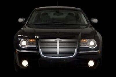 Putco 280550 LED Dayliner Liquid Grille Insert Fits;Chrysler 300 2005-2010 Putco Liquid Grille Insert