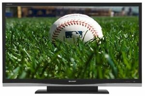 Sharp Aquos  37-Inch 1080p LCD HDTV (Incl.Samsung DVD Player)