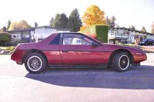 1987 Fiero 2 seater, mid engine, sports car (reduced!!)