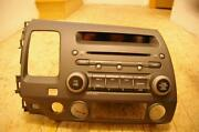 2008 Honda Civic Radio