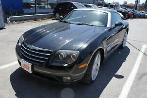 2005 Chrysler Crossfire Limited | POWER GROUP | LEATHER |