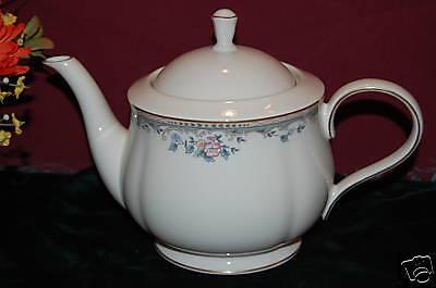 Lenox SPRING VISTA Teapot with Lid NEW USA