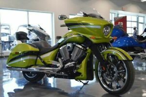 2015 Victory Magnum for sale very low Klms