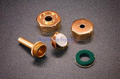 Ships Fast BD13 Genuine Jupiter XO Series Trumpet Gold Trim Kit NEW