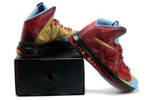 Iron Man Shoes Ebay