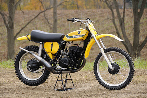 Complete guide to buying vintage motocross bikes ebay