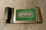 PCMCIA USB