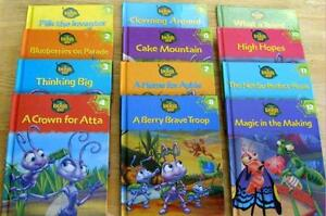 A Bug's Life Books Volumes 1-12