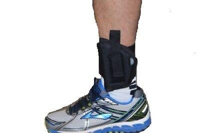 Left Handed Concealed Ankle Holster For Sig Sauer 938 Left Handed Ankle Holster