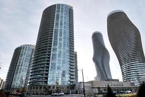 Stunning 2 BD apartment near Square One Mississauga