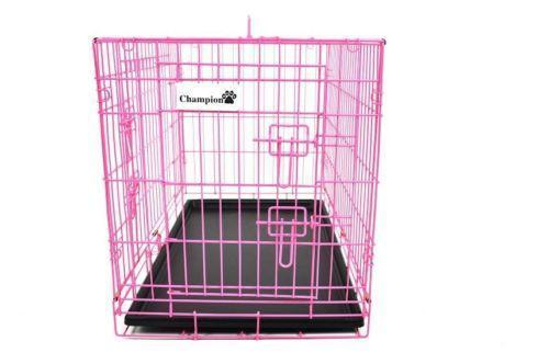 Pink Dog Crate | eBay - photo#4