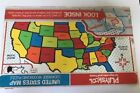 Playskool Maps Vintage Puzzles