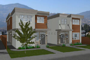 Brand New Half Duplex - 4 Avialable - Penticton