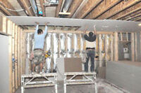ACG drywall and taping