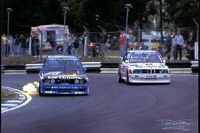 BMW M3 Extrem 1//4 front poster Car poster//Race track Print  Extreme!