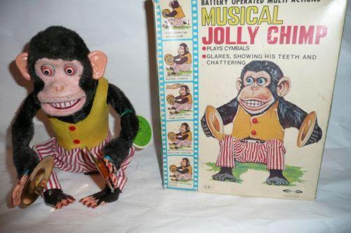 Musical Jolly Chimp Toys Hobbies Ebay