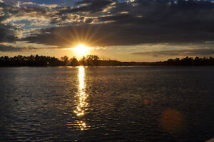 Serviced Lakeside Lots at Lucien Lake- Welcome to the Lake!