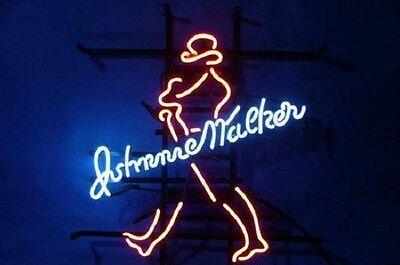 Johnnie Walker Whiskey Sweet Art Light Man Cave Neon Sign 16
