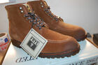 Suede Boots for Men Brown 12 Men's US Shoe Size