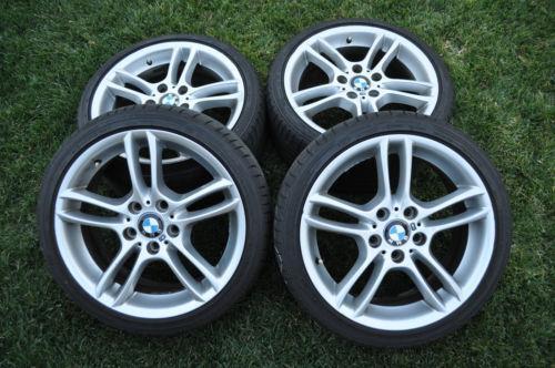Bmw Wheel Tire Package Ebay