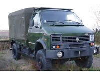 RB44 Reynolds Boughton General Service 4x4 Pick up not Landrover TDi - Fully Road Registered