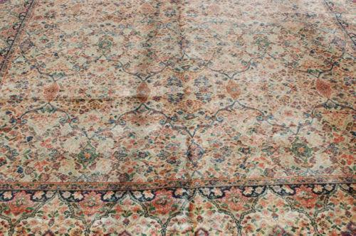 Karastan Ivory Kirman Rugs Amp Carpets Ebay