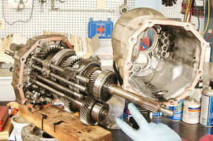 Buying and Rebuilding AX 15 Transmissions