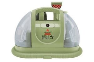 BISSELL Little Green Multi-Purpose Portable Deep Cleaner, 1400T