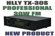 30W FM Transmitter