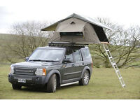 Brand New Ventura Deluxe Car Roof Tent 1.4 Grey Expedition Camping 4x4 Landrover SUV RRP £1600