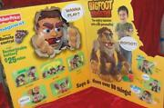 Imaginext Bigfoot