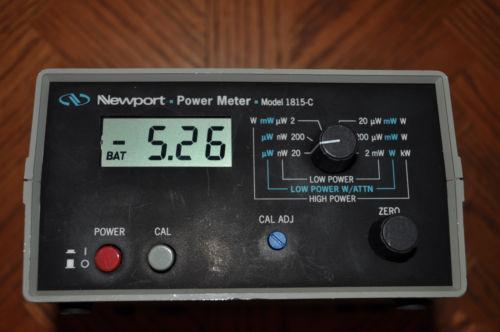 Bicycle Power Meter Handheld : Newport power meter ebay
