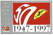Ferrari Brochure