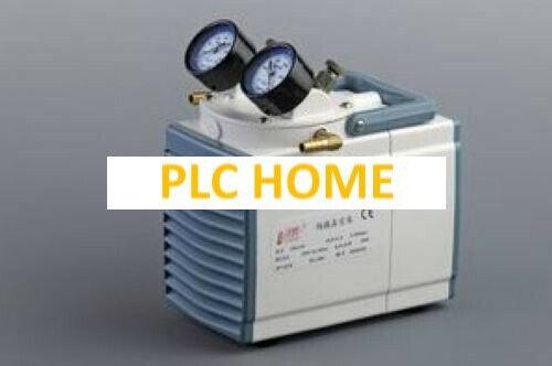 Oil  Diaphragm Lab Vacuum Pump Pressure adjustable for chromatograph 30L/min#