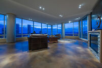 Absolutely stunning one of a kind waterfront residence