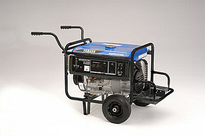 how to put wheels on a portable generator