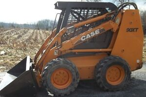 Parts for Case Skid Steer 90XT
