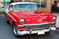 1956 Chevy Bel Air In Great Condition $30,000