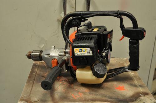 Gas Powered Drill Ebay