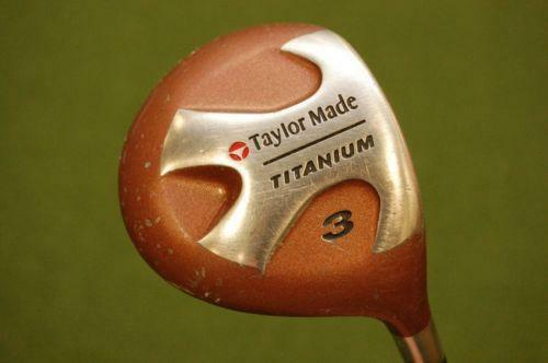 Taylormade firesole titanium