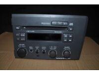 Volvo V70/S60 MkII 2000-2007 HU803 Radio/4CD player