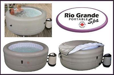 Rio Grande Portable Spa by Canadian Spa Company