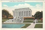Vintage Washington DC Postcards