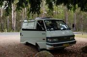 1996 Mazda E1800 campervan - fully equipped PRICE DROP Werrington County Penrith Area Preview