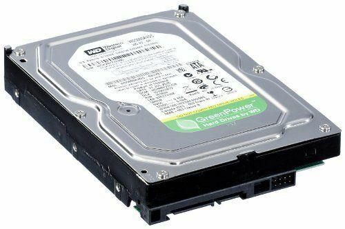 Western Digital 500 GB SATA III PC Festplatte 7200 RPM 3,5 Zoll 32 MB HDD NEU