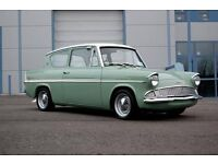 FORD ANGLIA 105E/123E SALOON/ESTATE/VAN ** WANTED ALL CONSIDERED **