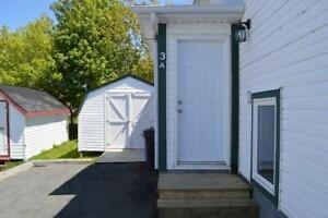 2 Bedroom Basement apartment at airport height available now.