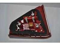 AUDI A5 8FZ CABRIO TAILGATE LIGHT REAR LEFT LED USA LHD 2013 8T0 945 093D
