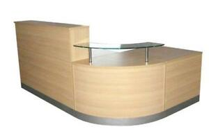 Reception Desk Used