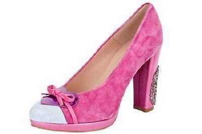 B.C. Best Connections Pumps 36 37 40 pink Herz High Heels  Schuhe NEU Herz High Heels
